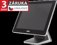 """AerPOS PP-9635CV, 15"""" LCD LED 350, 4GB RAM, kapacitní, bez rámečku, černý"""