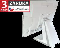 """AerPOS PP-9635BV, 15"""" LCD LED 350, 4GB RAM, bez rámečku, bílý"""