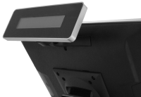 LCD displej zákaznický LCM 20x2 pro AerPOS, černý