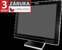 15'' LCD AerMonitor AM-1015, dotykový, rezistivní, USB