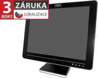 15'' LCD AerMonitor AM-1015, dotykový, kapacitní, USB