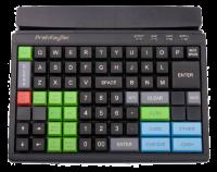 Programovatelná klávesnice Preh MCI84, USB, černá