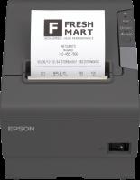 Tiskárna EPSON TM-T88V, řezačka, USB + serial (RS-232), tmavě šedá