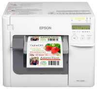 Tiskárna Epson ColorWorks C3500, tiskárna barevných etiket a vstupenek