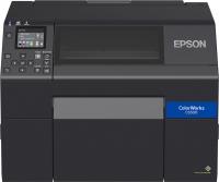 """Epson ColorWorks C6500Ae, 8"""" barevná tiskárna štítků na míru"""