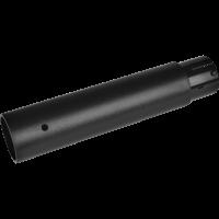 Plastová noha 130 mm pro LCD a VFD displeje Virtuos, 1ks, černá