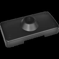 Plastový podstavec pro VFD displeje Virtuos FV-2030B, černý