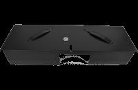 Kovový uzamykatelný kryt pro FT-460xx, SK-500, černý