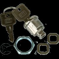 Zámek pro pokladní zásuvky SK-325, SK-500, 2 klíče, 3 polohy