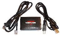 Sada: USB adaptér + kabel RJ12 24V pro pokladní zásuvku