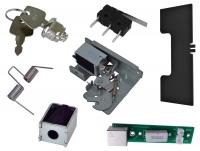 Náhradní díly pro pokladní zásuvky Virtuos® flip-top