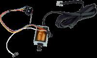 Elektromagnet 24V pro pokladní zásuvku S-410