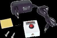 Tlačítko pro otvírání pokladních zásuvek, plastové bez kabelu