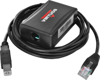 Adaptér pro pokl. zásuvky Virtuos a platební terminál FiskalPro VX520
