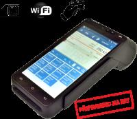Platební terminál FiskalPRO A8, 4G, LTE, WiFi, BlueTooth, micro USB