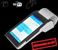 Platební terminál FiskalPRO N3, 4G, LTE, WiFi, BlueTooth, micro USB
