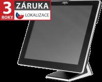 """AerPOS PP-9617BV, 17"""" LCD LED 350, 4GB RAM, bez rámečku, černý"""