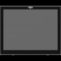"""Druhý LCD LED 15"""" pro XPOS, šedý"""