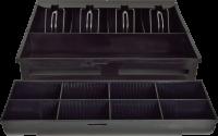 Náhradní plastový pořadač na peníze 4/8 pro zásuvku S-410