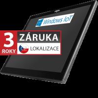 "XPOS XP-3685, 15"", Cel. 3965U, 4GB, 120GB M.2, Win 10 IoT, bez stojanu"