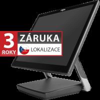 """XPOS XP-3685, 15"""" LCD 400, i3-7100U, 4GB RAM, 120GB M.2, kapacitní"""