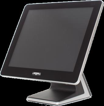 """AerPOS PP-9635BV,15""""LCD LED350, 2GB RAM, bez rámečku, černý, BAZAR  - 1"""