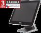 """AerPOS PP-9635CV, 15"""" LCD LED 350, 4GB RAM, kapacitní, bez rámečku, černý - 1/7"""