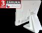 """AerPOS PP-9635BV, 15"""" LCD LED 350, 4GB RAM, bez rámečku, bílý - 1/3"""