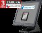 AerPOS PP-9635AV, 4GB, 120GB SSD, Win 10 IoT, rámeček, černý - 1/7