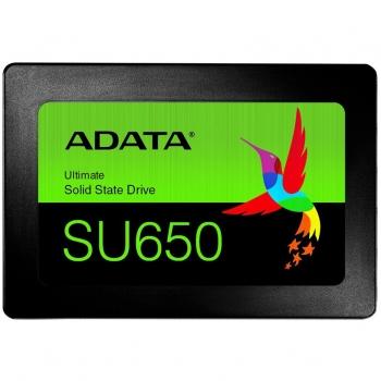 "SSD ADATA SU650 120GB 2,5"" SATA III  - 1"