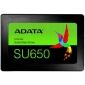 "SSD ADATA SU650 120GB 2,5"" SATA III - 1/2"