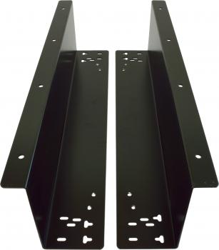 Držáky pro zavěšení pokladní zásuvky C420/C425/C430/S-410, černé  - 1