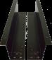 Držáky pro zavěšení pokladní zásuvky C420/C425/C430/S-410, černé - 1/6