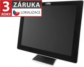 17'' LCD AerMonitor AM-1017, dotykový, rezistivní, USB  - 1