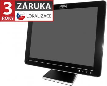 15'' LCD AerMonitor AM-1015, dotykový, rezistivní, USB  - 1