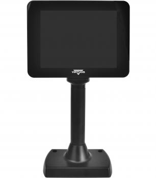 8'' LCD barevný zákaz. displej Virtuos SD800, USB - DOPRODEJ  - 1