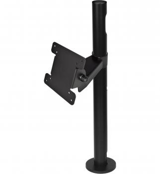 Virtuos Pole - Sestava - stojan 500 mm + samonosný VESA držák 110 mm  - 1