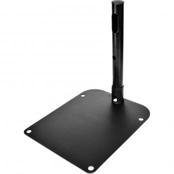 Virtuos Pole – Stojan s deskou pod pokladní zásuvku, 400mm  - 1