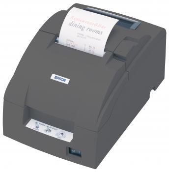 Tiskárna EPSON TM-U220B, řezačka, USB, černá
