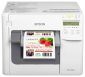 Tiskárna Epson ColorWorks C3500, tiskárna barevných etiket a vstupenek - 1/6