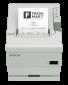 Tiskárna EPSON TM-T88V, řezačka, USB + serial (RS-232), bílá - 1/7