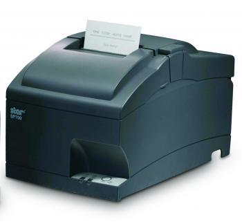 Tiskárna STAR SP712 MD, serial, černá