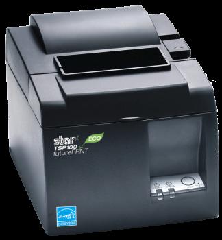 Tiskárna STAR TSP143U ECO, řezačka, USB, černá