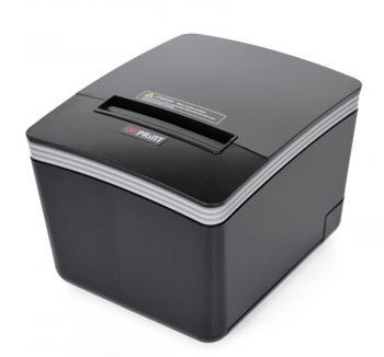 Tiskárna OKPRiNT PRP-300, termální, USB + serial + LAN, černá  - 1