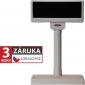 VFD zákaznický displej Virtuos FV-2029M 2x20 9mm, serial, béžový - 1/2
