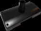 Plastový podstavec pro LCD a VFD displeje Virtuos, černý - 1/2