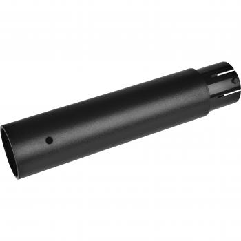 Plastová noha 130 mm pro LCD a VFD displeje Virtuos, 1ks, černá  - 1