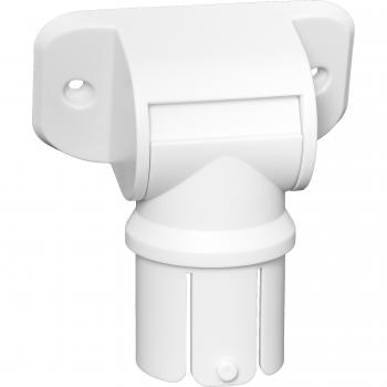 Plastový kloub pro displeje Virtuos FV-2030W a FL-2025MB, bílý  - 1