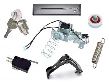 Náhradní díly pro pokladní zásuvky Virtuos® standard