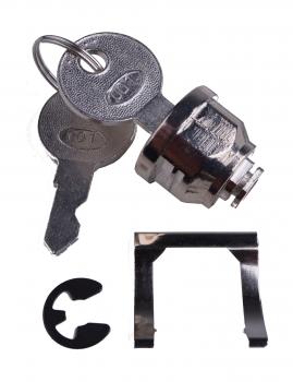 Zámek pro kovový case-zásuvku Virtuos flip-top FT-460xx